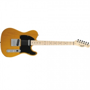 FENDER SQUIER AFFINITY TELECASTER MN BUTTERSCOTCH BLONDE Электрогитара