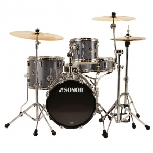 Sonor 17104116 SSE 10 Safari 12795 Комплект барабанов, черный