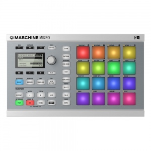 Native Instruments Maschine Mikro Mk2 Wht контроллер с ПО