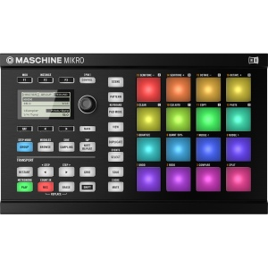 Native Instruments Maschine Mikro Mk2 Blk контроллер с ПО