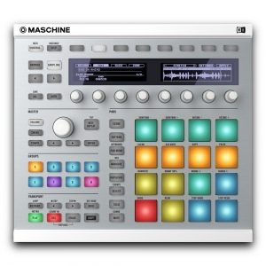 Native Instruments Maschine Mk2 Wht контроллер с ПО