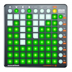 Novation Launchpad S контроллер для Ableton Live.