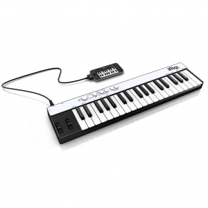 IK Multimedia iRig KEYS MIDI-клавиатура для iPhone, iPod touch и iPad.