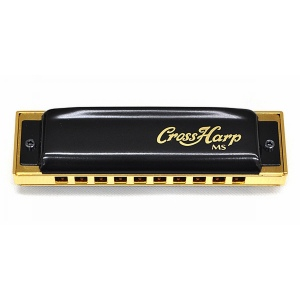 Hohner M566016 Cross Harp 565/20 MS C Губная гармошка
