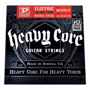 DUNLOP DHCN Heavy Core NPS HEAVIEST 12-54 струны эл. гитары