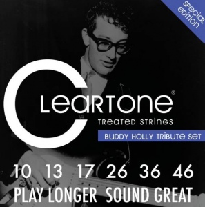 CLEARTONE SET 9410. Струны для электрогитары 10-46.