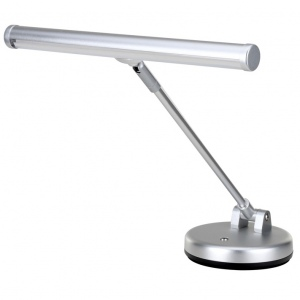 GEWA PIANO LAMP PL-15 Chrome LED 140010 - лампа для фортепиано хром