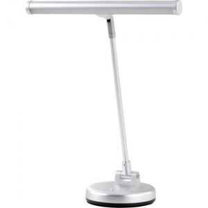 GEWA PIANO LAMP PL-15 Silver matt LED 140020-лампа для фортепиано