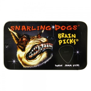 Snarling Dogs TNSDB351-100 Brain Picks Медиаторы 12 шт