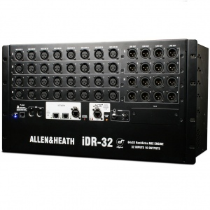 ALLEN&HEATH iDR-32  Цифровой микшерный модуль