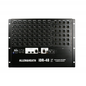 ALLEN&HEATH iDR-48  Цифровой микшерный модуль
