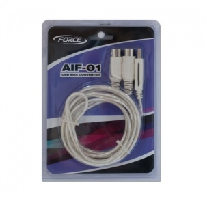FORCE AIF-01 MIDI-USB интерфейс.