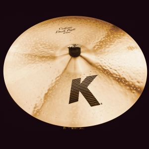 ZILDJIAN 18' K CUSTOM DARK CRASH тарелка типа Crash