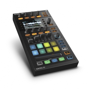 Native Instruments TRAKTOR KONTROL D2 DJ контроллер для Traktor Pro и др. DJ программ