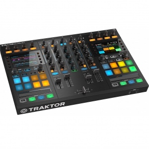Native Instruments Traktor Kontrol S5 контроллер 4-х канальный системный