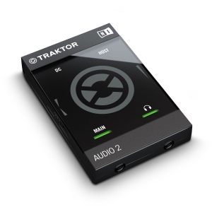 Native Instruments Traktor Audio 2 Mk2 USB аудио интерфейс для DJ, 24 бит/96 кГц