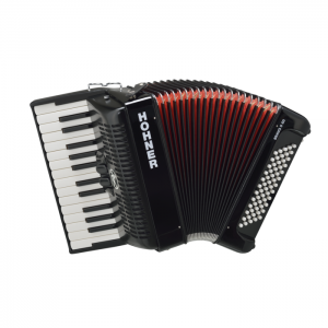 HOHNER The New Bravo II 60 (A16961) black - аккоррдеон 1/2