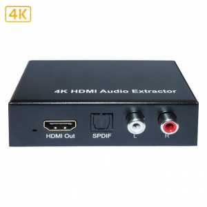 Dr.HD CA 144 HHS Конвертер HDMI в HDMI + SPDIF + L/R Audio